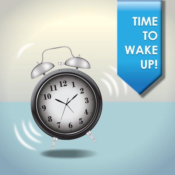 It's Time to Wake Up - Shekinah Temple A/G